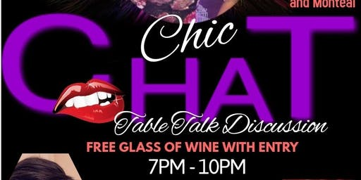 Chic Chat: Table Talk Discussion