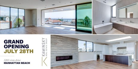 Grand Reveal: 3203 Vista Drive, Manhattan Beach tickets