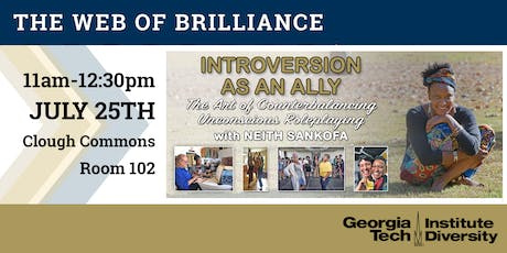 """Web of Brilliance """"Introversion as an Ally"""" Workshop tickets"""