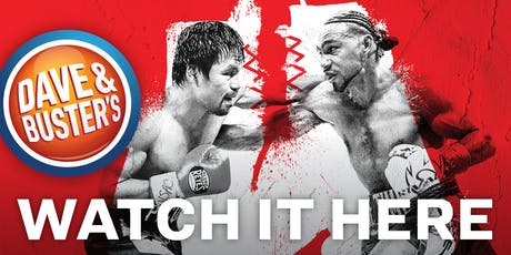 D&B Arundel, MD - Pacquiao vs Thurman 2019- Watch Party tickets