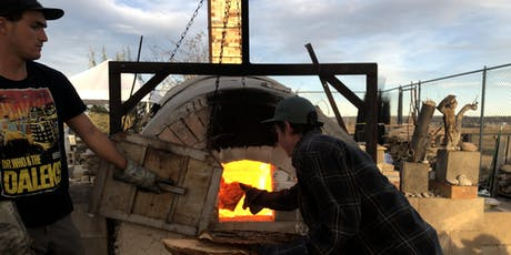 Adult Session 5: Int./Adv. Anagama Wood Firing - WED PM tickets