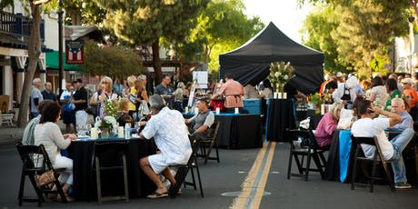 Fall 2019 Wine Walk - Old Town Clovis tickets