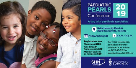 Paediatric Pearls Conference tickets