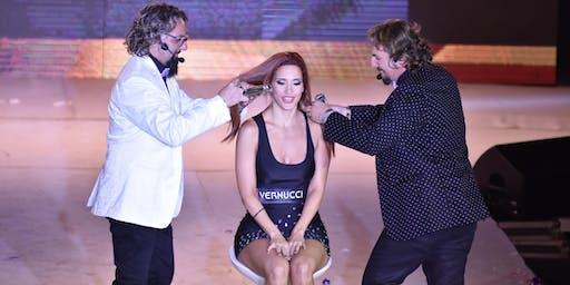 Campeonato de peluqueros y barberos by VERNUCCI