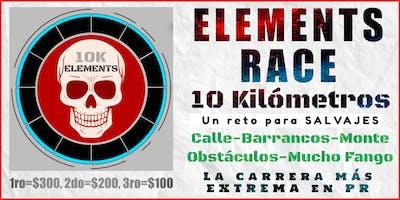 Elements Race 10K