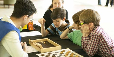Free Family Day: Past Times, Pastimes tickets