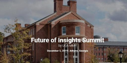 2019 Future of Insights Summit