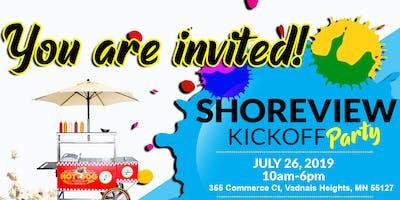 Shoreview Kickoff