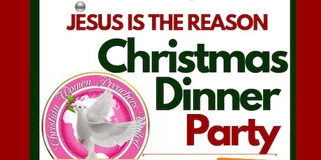 CWPU 3rd Annual Christmas Party! tickets