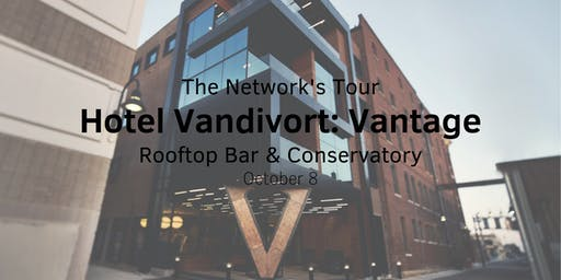 Tour of Vantage at Hotel Vandivort