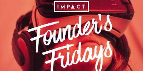 #FoundersFriday Social -- August Edition  tickets