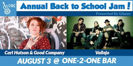 Back to School Jam Presented by Gibson tickets