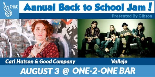 Back to School Jam Presented by Gibson
