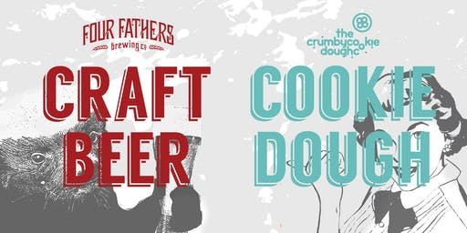 4 X 4 - CRAFT BEER & COOKIE DOUGH PAIRING