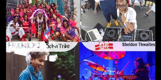 Summer Vibes: A Soka Tribe Celebration