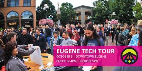 2019 Company Registration: Eugene Tech Tour tickets