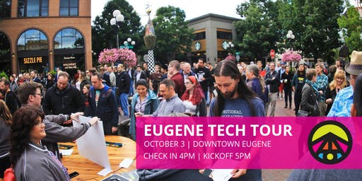 2019 Company Registration: Eugene Tech Tour