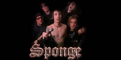 SPONGE at The Wildcatter Saloon tickets
