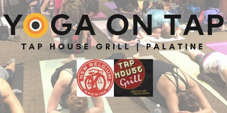 FREE Yoga On Tap presented by CorePower Yoga Arlington Heights tickets