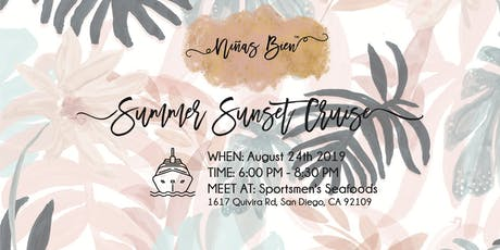 Niñas Bien™ Summer Cruise Event tickets