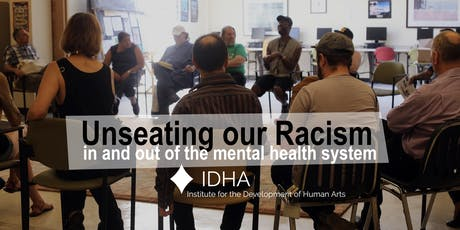 Unseating Our Racism In (and Out of) the Mental Health Industry tickets