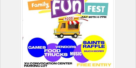 XU Family Fun Fest tickets
