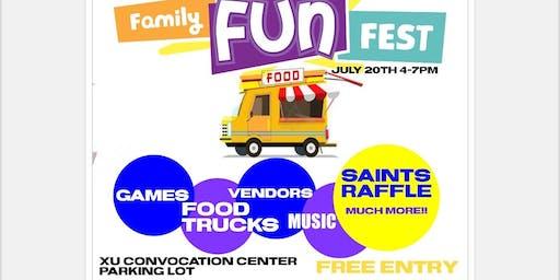 XU Family Fun Fest