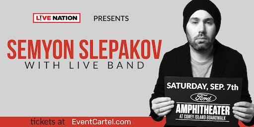 Semyon Slepakov Live In New York