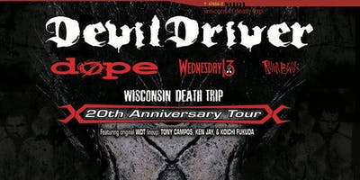 Static X - Wisconsin Death Trip - A Memorial Tribute to Wayne Static
