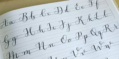 Modern Calligraphy for Beginners - with the WI