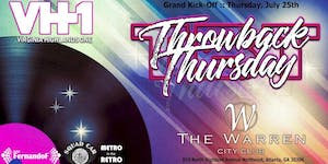 Throwback Thursday @ The Warren City Club
