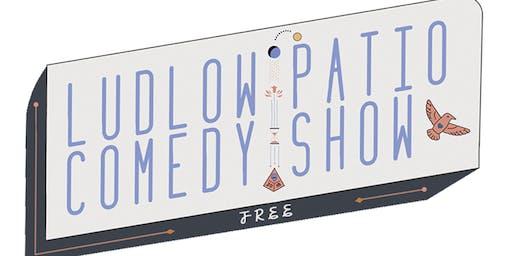 Ludlow Patio Comedy Show: Keto