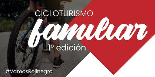 1° edición de Cicloturismo familiar | FECHA REPROGRAMADA