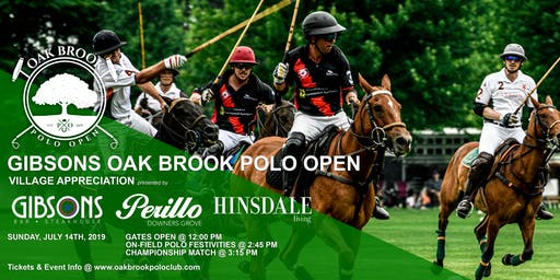 GIBSONS OAK BROOK POLO OPEN - VILLAGE APPRECIATION