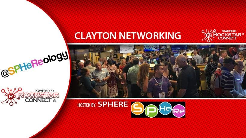Free Clayton Rockstar Connect Networking Event (July, Clayton NC)