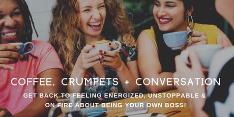Get Back to Feeling Energized + On Fire About Being Your Own Boss! tickets
