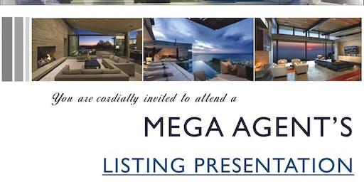 MEGA AGENT Listing Presentation