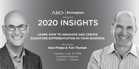 2020 Insights - LEARN / APPLY / GROW tickets