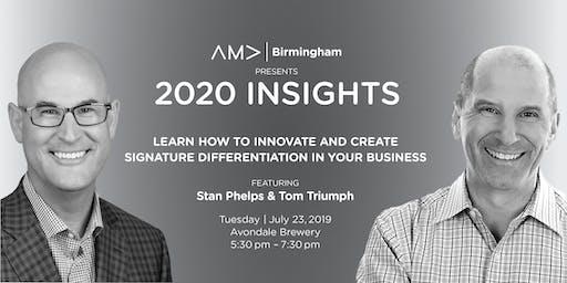 2020 Insights - LEARN / APPLY / GROW