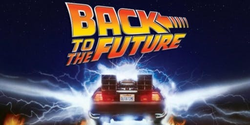 Outdoor Movie at Lake City: Back to the Future!