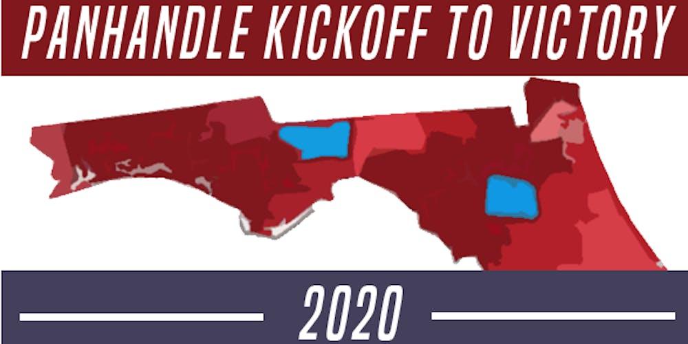 2020 Uf Calendar.Gop Panhandle Kickoff To Victory 2020 Tickets Sat Sep 7 2019 At 9