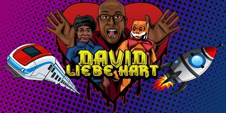 David Liebe Hart tickets