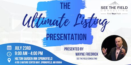 The Ultimate Listing Presentation tickets