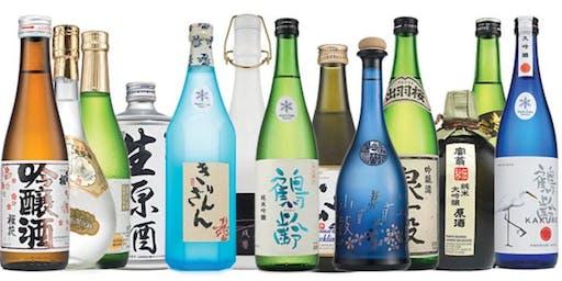 6 Course Sake Tasting Dinner @ Tokyo