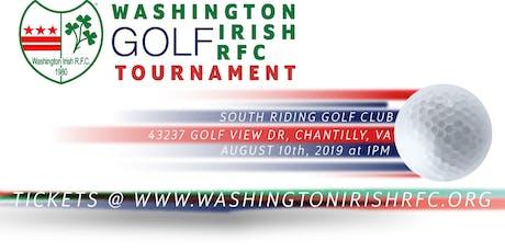 Washington Irish RFC Golf Tournament tickets