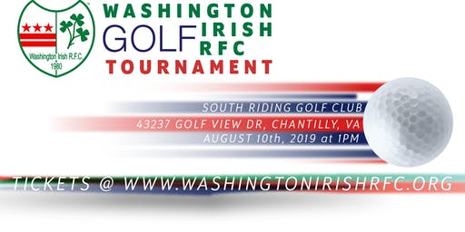 Washington Irish RFC Golf Tournament