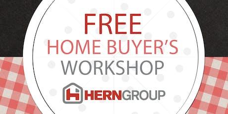Home Buyers Educational Workshop - Hern Group tickets