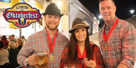 The Bavarian Cup at Linde Oktoberfest Tulsa 2019 tickets
