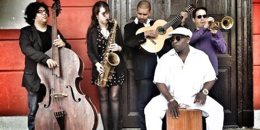 "Peruvian Jazz Brunch & ""jarana"""