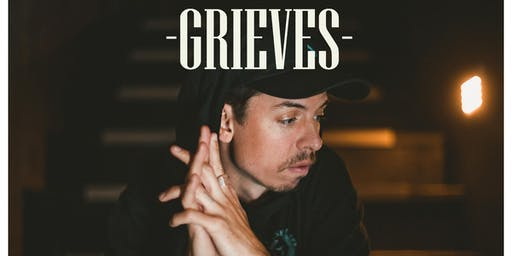 Grieves- Mr. Nice Guy Tour W/Mouse Powell